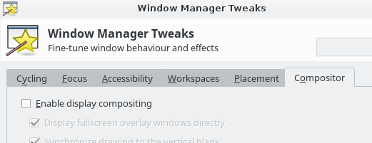 Window Manager Tweaks